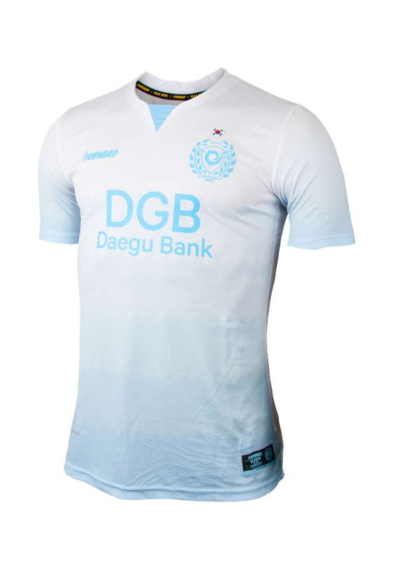 DAEGU FC AWAY KIT FOR ACL 'FORCOOL' (AUTHENTIC)