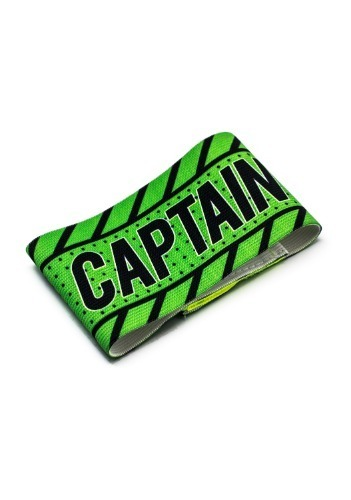 WINNERS CAPTAIN ARMBAND (GREEN)