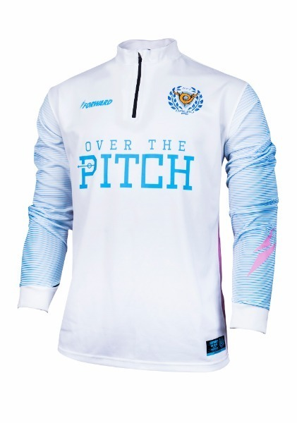 DAEGU FC HALF ZIP-UP TRAINING TOP
