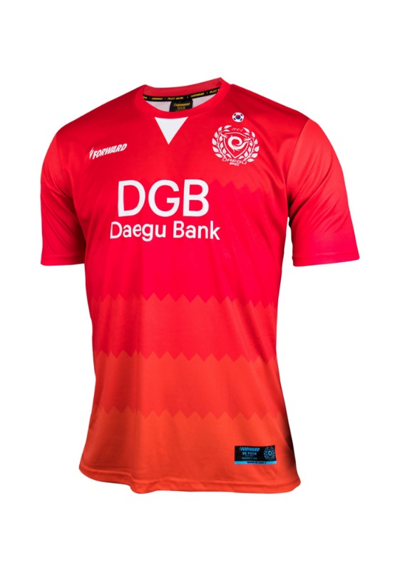 DAEGU FC GK HOME KIT FOR ACL (SPREAD - 보급형)