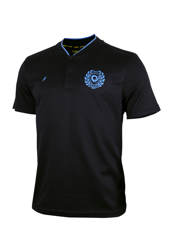 DAEGU FC TRAVEL POLO T-SHIRT 2ND VER. (FOR CLUB STAFF)