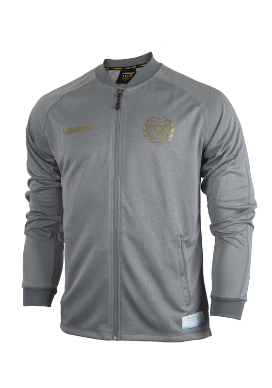 DAEGU FC PITCHSUIT TRAINING TOP (GRAY)