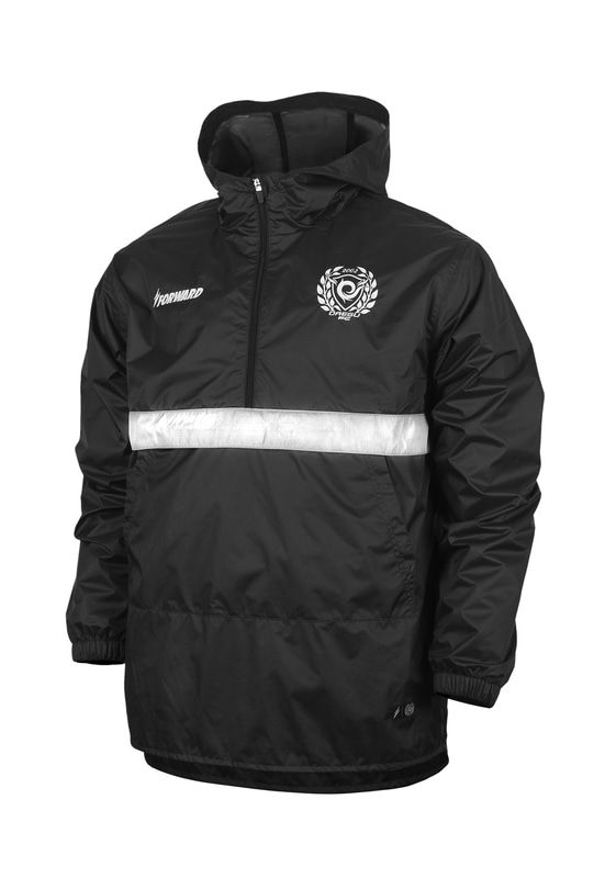 D.G.F.C ANORAK (2nd VER.) (BLACK)