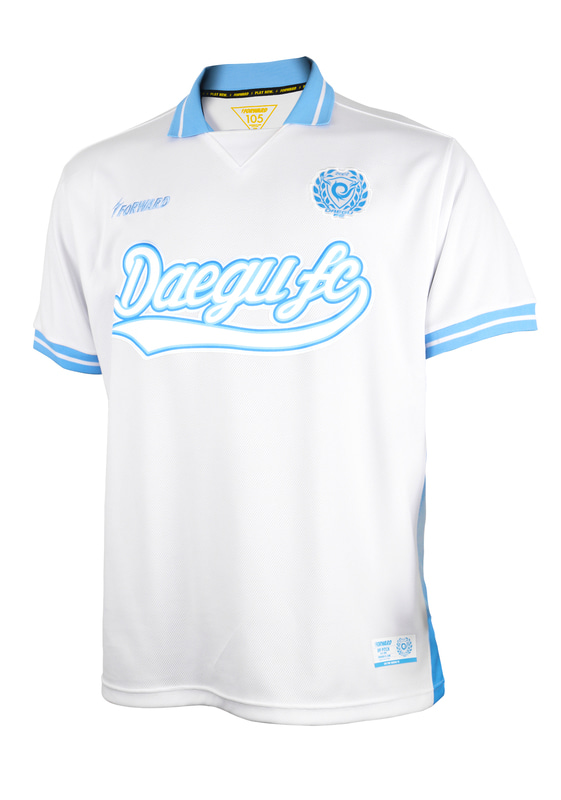 DAEGU FC FOOTBALL X BASEBALL JERSEY