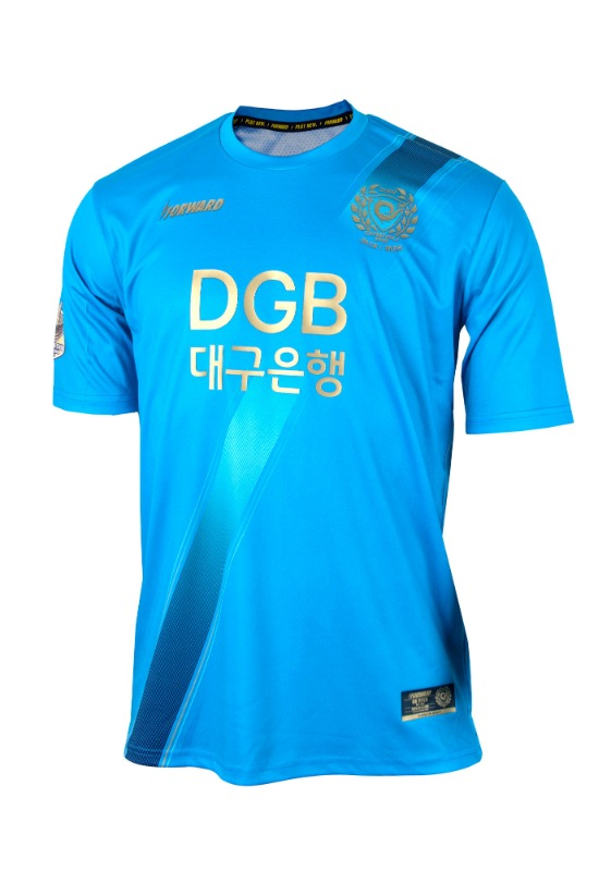DAEGU FC SPECIAL 3RD GK KIT (GOLDEN NIGHT PACK / PREMIUM)