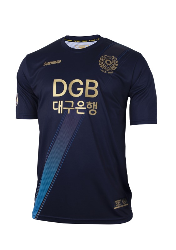 DAEGU FC SPECIAL 3RD KIT (GOLDEN NIGHT PACK / PREMIUM)