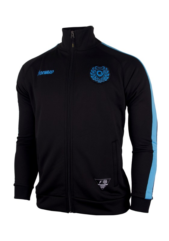DAEGU FC  FLEECE PITCHSUIT TRAINING TOP (FOR PLAYER)