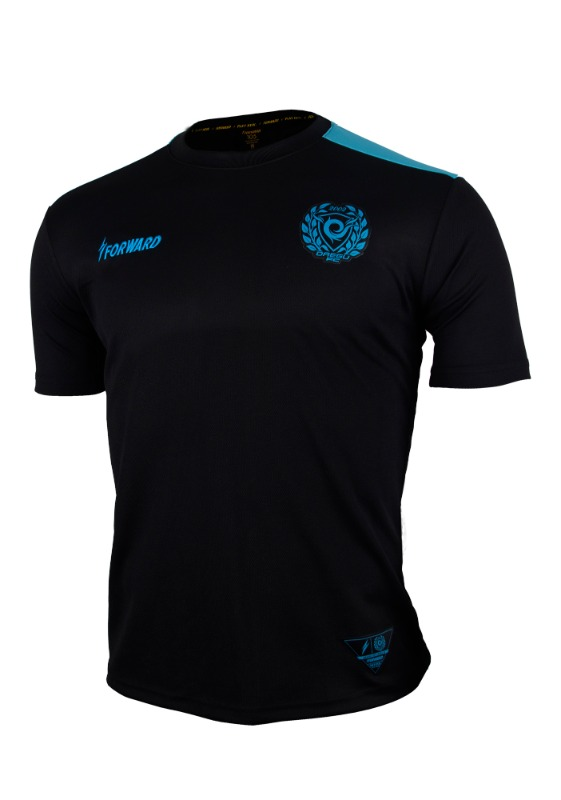 DAEGU FC TRAINING TOP FOR COACH/CLUB STAFF (BLACK)